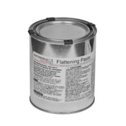 Flattening Paste